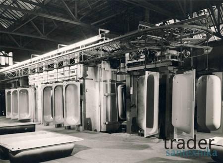 Завод Kaldewei (Германия)