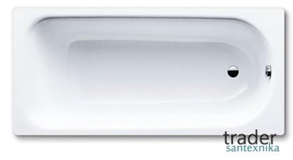 Kaldewei Saniform Plus – это простая ванна, без ручек и всего лишнего