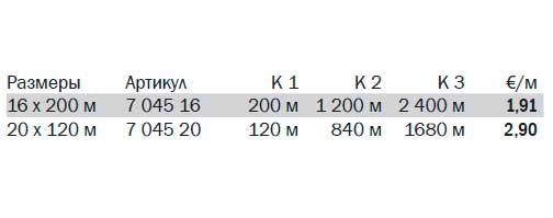 Универсальная многослойная труба TECEflex PE-Xc/EVOH/PE-Xc 5S