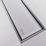 Стеклянная накладная панель для душевого лотка ТЕСЕdrainlinе