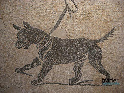 Римская мозаика, 1-2й вв