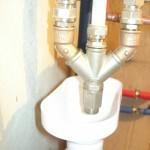 Капельная воронка с гидрозатвором HL 21 для кондиционеров