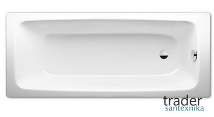 Стальная ванна Kaldewei Saniform Plus и Saniform Plus Star