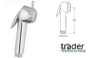Ручной душ Trigger Spray, 1 вид струи, код 28343000