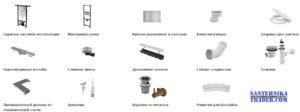 АлкаПласт -сантехнический бренд из Чехии